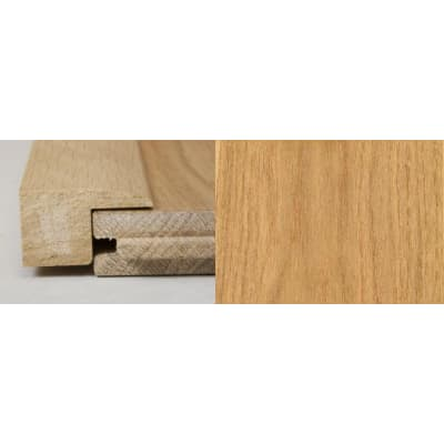 Oak Square Edge Soild Hardwood Flooring Profile 2.4m