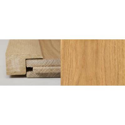 Oak Square Edge Soild Hardwood Flooring Profile 3m