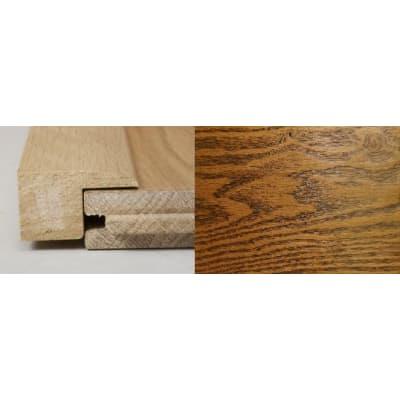 Honey Oak Square Edge Soild Hardwood Flooring Profile 2m