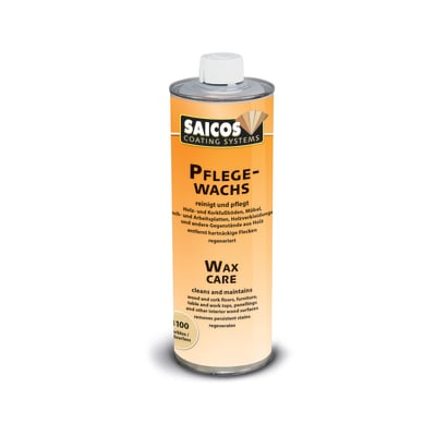 Saicos Wax Cleaner - Stain Remover Clear 8100