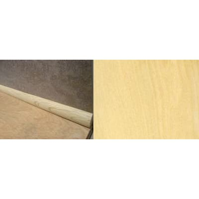 Maple Solid Hardwood 19mm Quadrant 2.44m for Flooring
