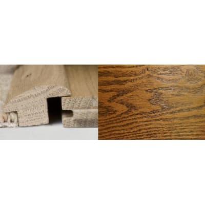 Honey Oak Wood to Carpet Profile Soild Hardwood 2m