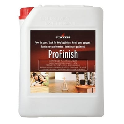 Junckers Pro Finish GLOSS Lacquer for Wood Flooring 5L