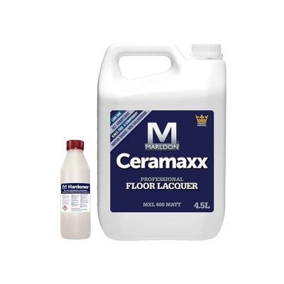 Marldon Ceramaxx Professional MXL600 MATT Lacquer (1L=9m2 Coat)