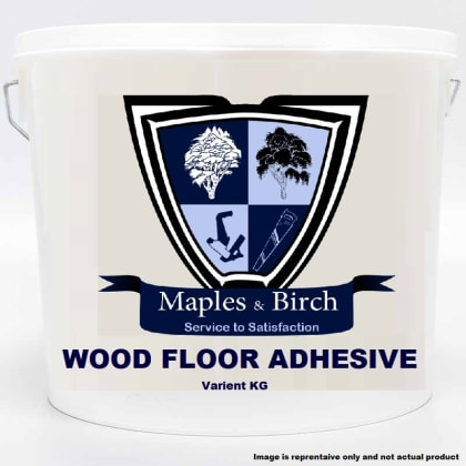 M&B Wood Flooring Adhesive