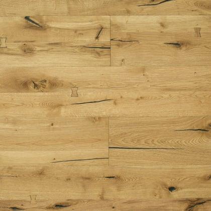 Windsor Oak Heavy Distressed Brushed Oiled 290mm Hardwood