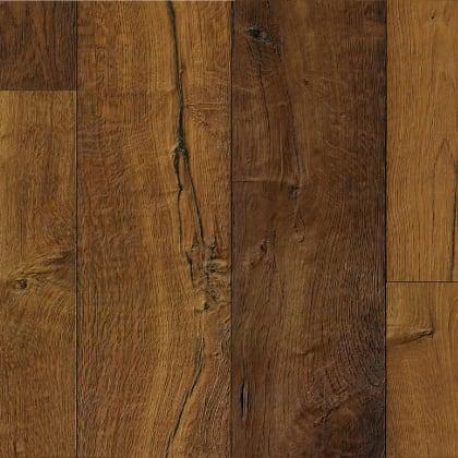 Farmyard Oak Waxed Oiled Heavy Brushed Extra-Wide 300mm Hardwood Flooring