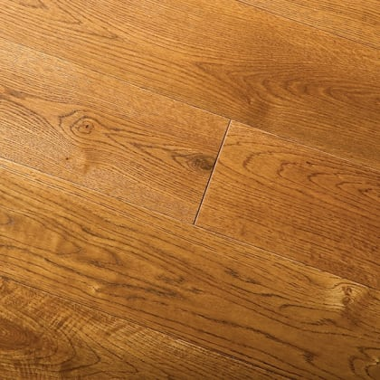 Butterscotch Oak Hardwood Flooring