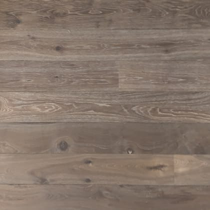 Alpine Forest Smoked Oak Brushed White Oiled 190mm Engineered Hardwood Flooring