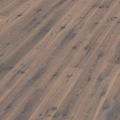 Hartland Oak Smoked Brushed & Natural Oiled Engineered Hardwood Flooring