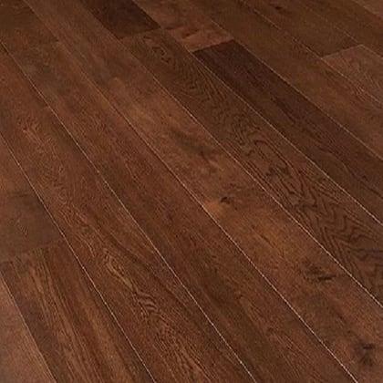 Honey Rose Stained Oak UV Oiled Engineered Hardwood Flooring