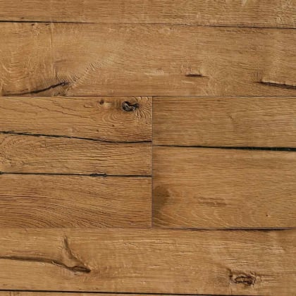 Tree Plank Oak Natural Oiled Engineered Hardwood Flooring