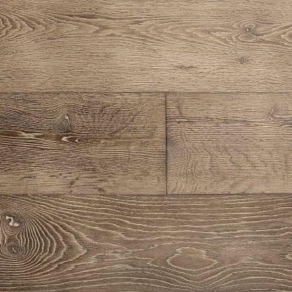 Bastogne Stained Oak Weathered Oiled Engineered Hardwood Flooring