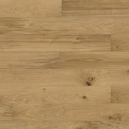 Oxford Oak Natural Brushed Oiled Engineered Hardwood Flooring