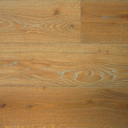 Dolphin Grey Oak Hardwax Oiled Wide Board Engineered Hardwood Flooring