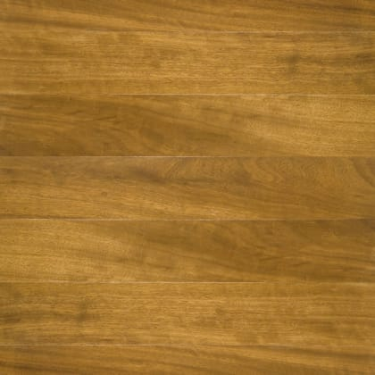 Iroko Lacquered Engineered Hardwood Flooring