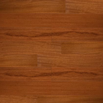 Jatoba (Brazilian Cherry) Lacquered Engineered Hardwood Flooring