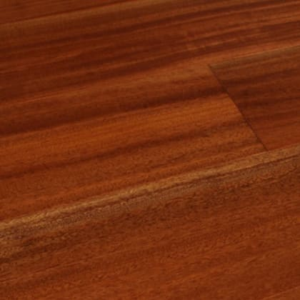Mahogany Gloss (Sapele) Engineered Hardwood Flooring