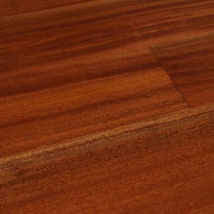 Mahogany Gloss (Sapele) Solid Hardwood Flooring