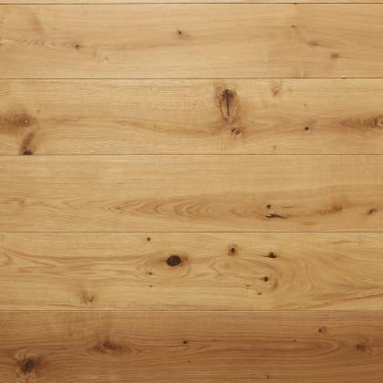 French Barn European Natural Oak Heavy Duty UV Oiled 150mm Engineered Wood Flooring