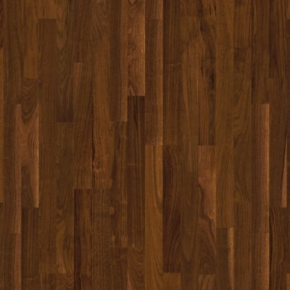 American Black Walnut 3 Strip Engineered Hardwood