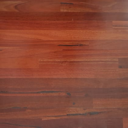 3 Strip Jarrah (Australian Mahogany) Engineered Hardwood