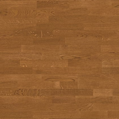 3 Strip Golden Oak Lacquered Engineered Hardwood Flooring