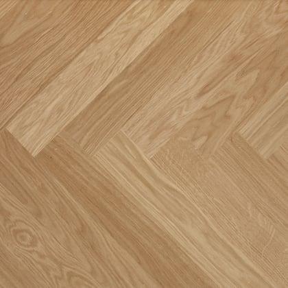 Warwick Oak Herringbone Parquet Hardwood Floor