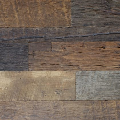Stable Barn Oak Hardwax Oiled Reclaimed Engineered Hardwood Flooring
