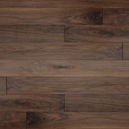 American Black Walnut 110mm Solid Hardwood Flooring