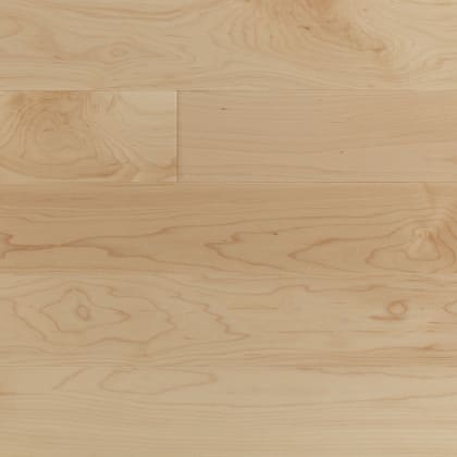 Maple (Canandian) Select Solid Lacquered Wood Flooring