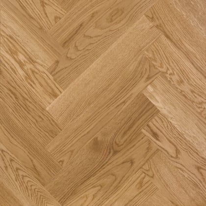 Prime Oak 300mm Herringbone Parquet Block