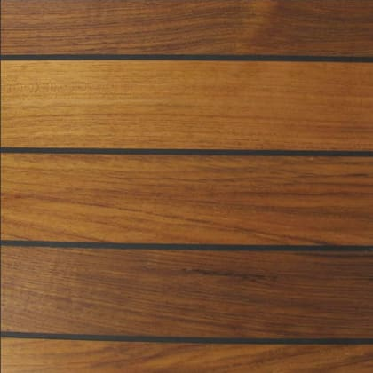 Teak Navylam+ 136mm Wide Board Parquet Bathroom Wood Flooring
