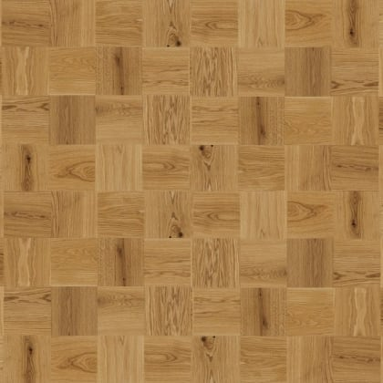 Mini Cube Mosaic Natural Oak Oiled Parquet Flooring