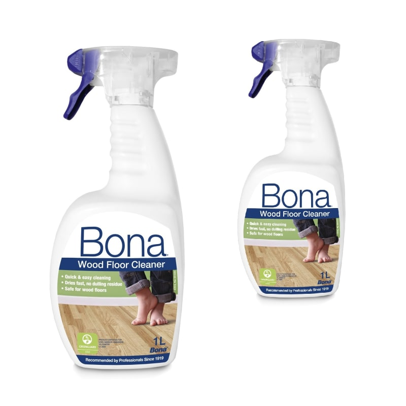 Bona Wood Floor Cleaner 1L Spray Cleaning
