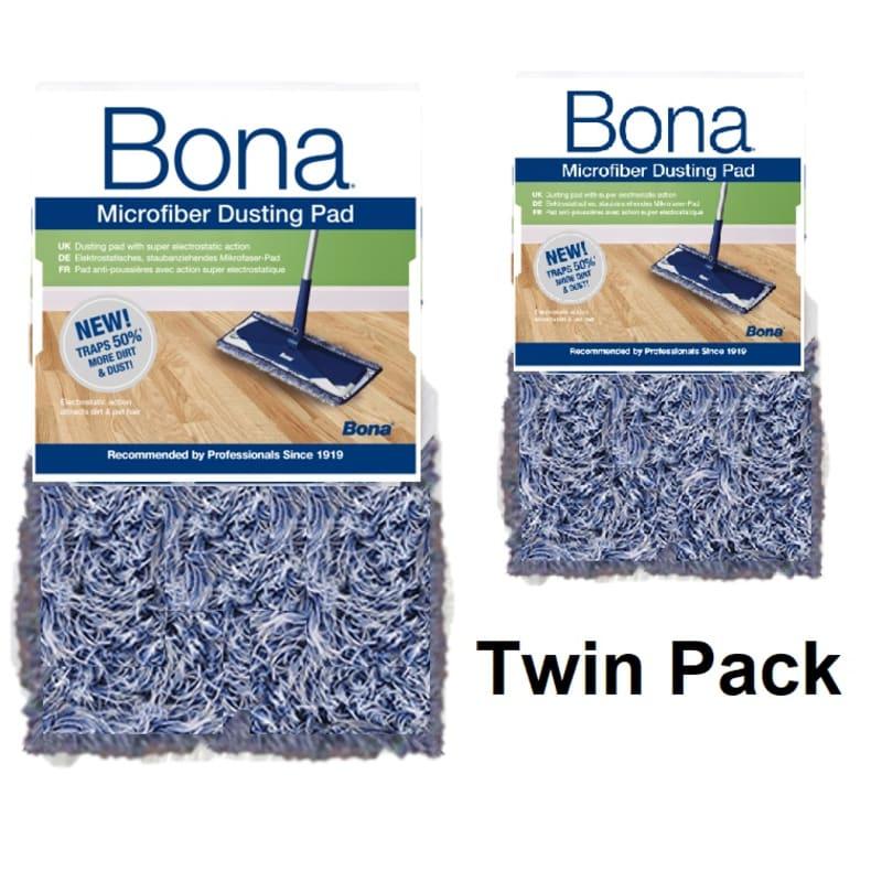 Bona Dusting Pad (Twin Pack)