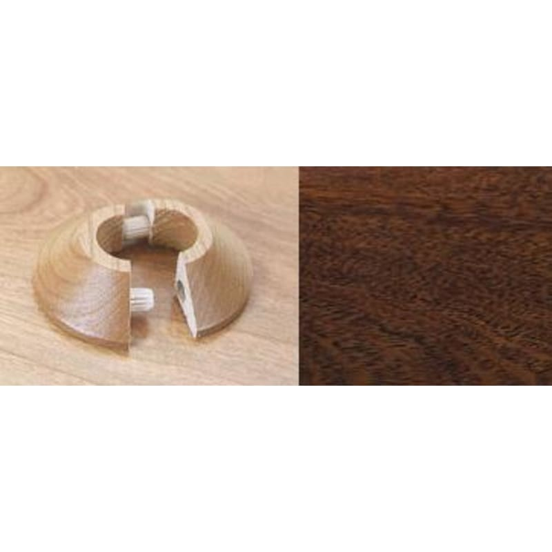 Merbau Pipe Rose Pack of 1 Finishing Touch