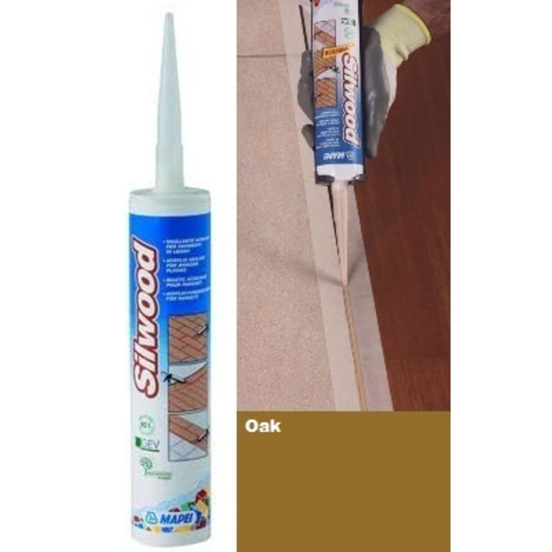 Mapei Silwood Cartridge Oak - 310ml Finishing Touch