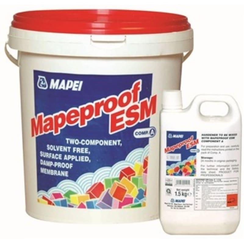 Mapei Proof ESM 1-2 Coat Liquid Damp Proof Membrane