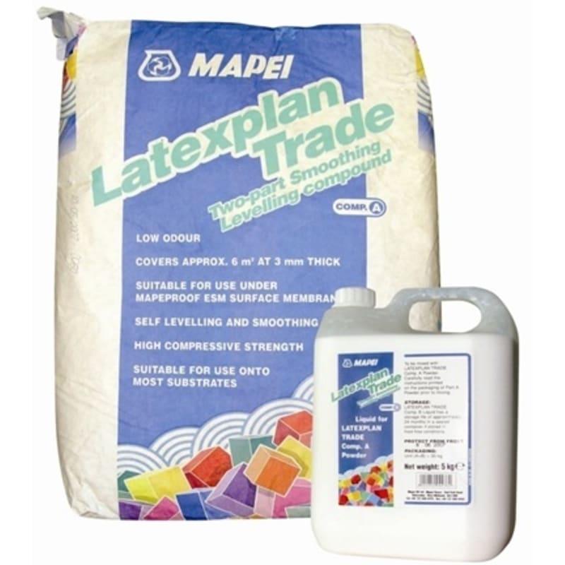 Mapei Latexplan Trade Leveller / Screed