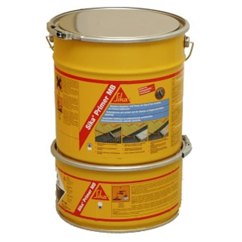 Sika MB Epoxy Primer / Moisture Barrier 2 Component 10kg Liquid Damp Proof Membrane