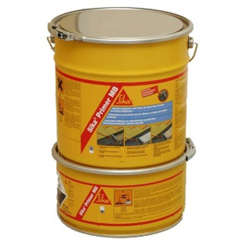 Sika MB Epoxy Primer / Moisture Barrier 2 Component 5kg Liquid Damp Proof Membrane
