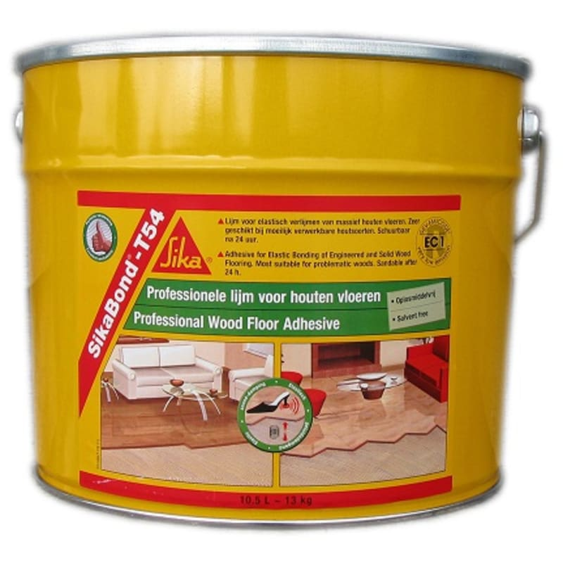 Sikabond 54 Wood Floor 13kg Adhesives