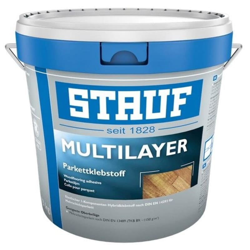 Stauf Multilayer Wood Flooring Adhesive 13g Adhesives