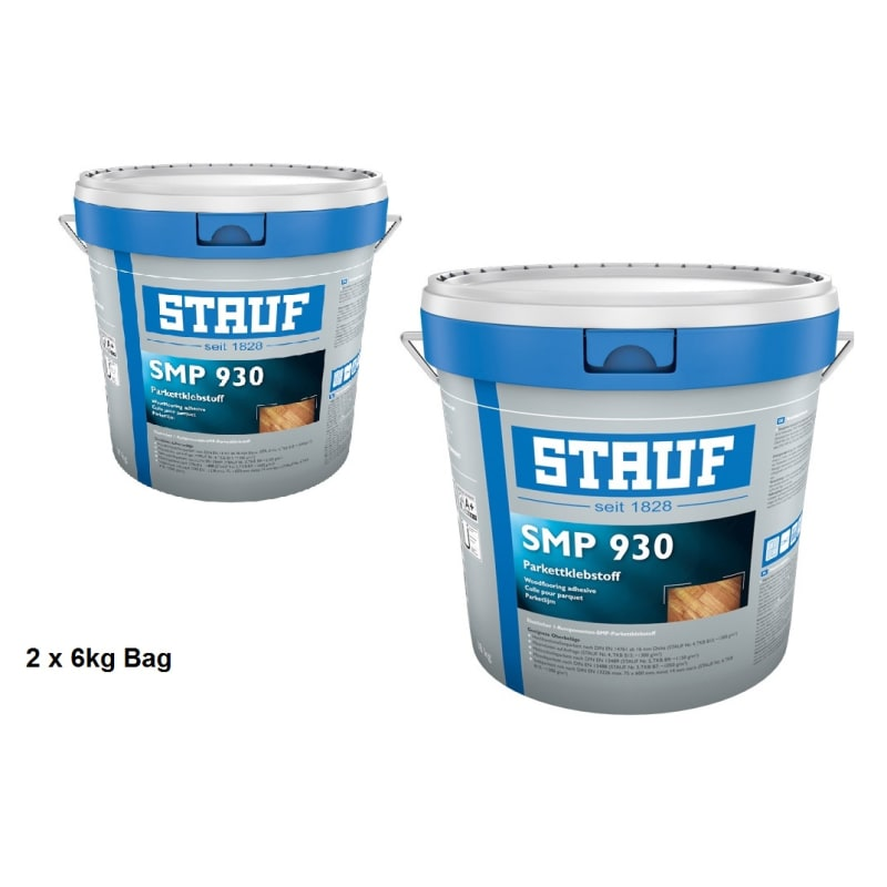 Stauf Elastic Wood Adhesive SMP930 12kg 1 Component Adhesives