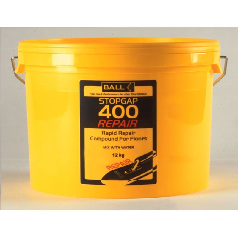 Ball Stopgap 400 Repair Mortar 12kg Leveller / Screed