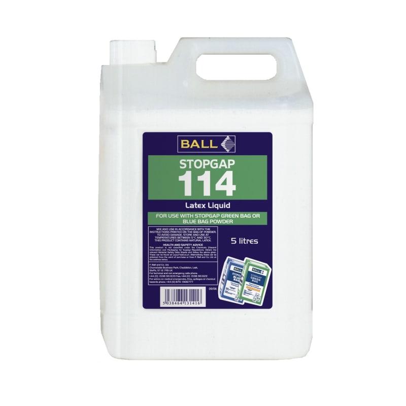 Ball 114 Latex Liquid 5L Leveller / Screed