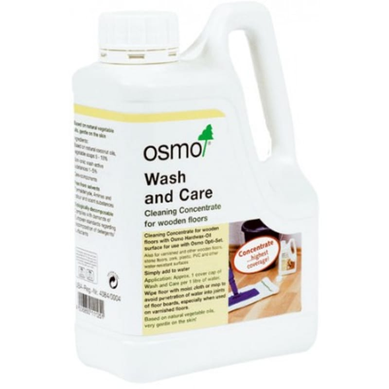 Osmo Wash & Clean; Care Cleaner 5L Cleaning