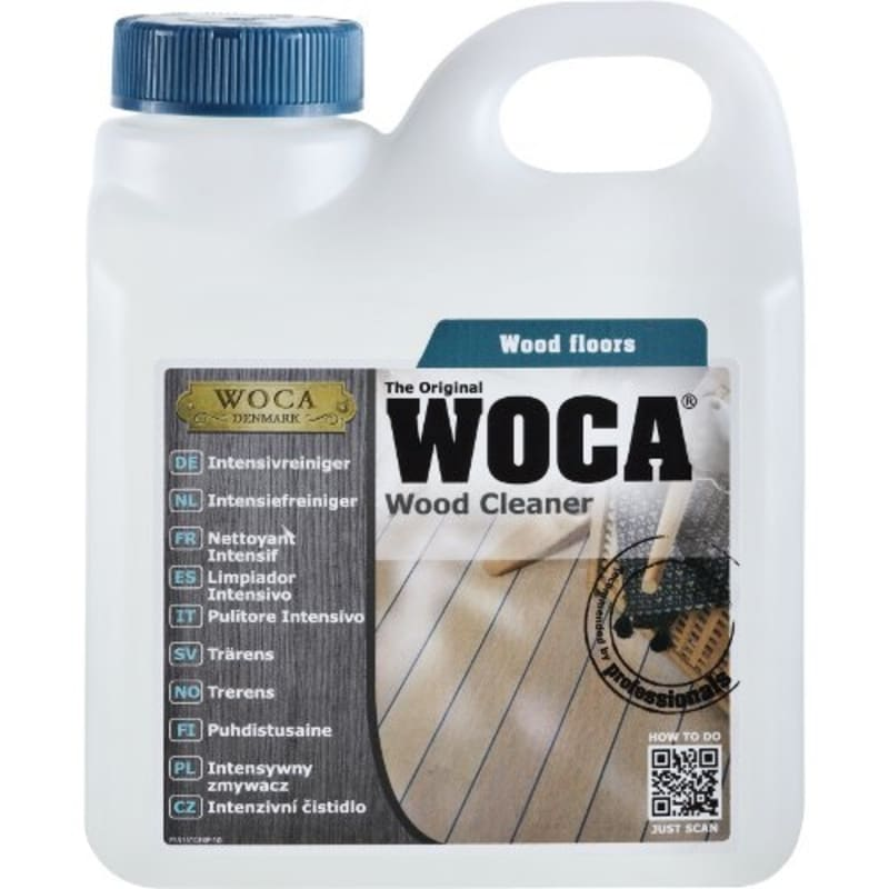WOCA Intensive Wood Cleaner 2.5L Cleaning