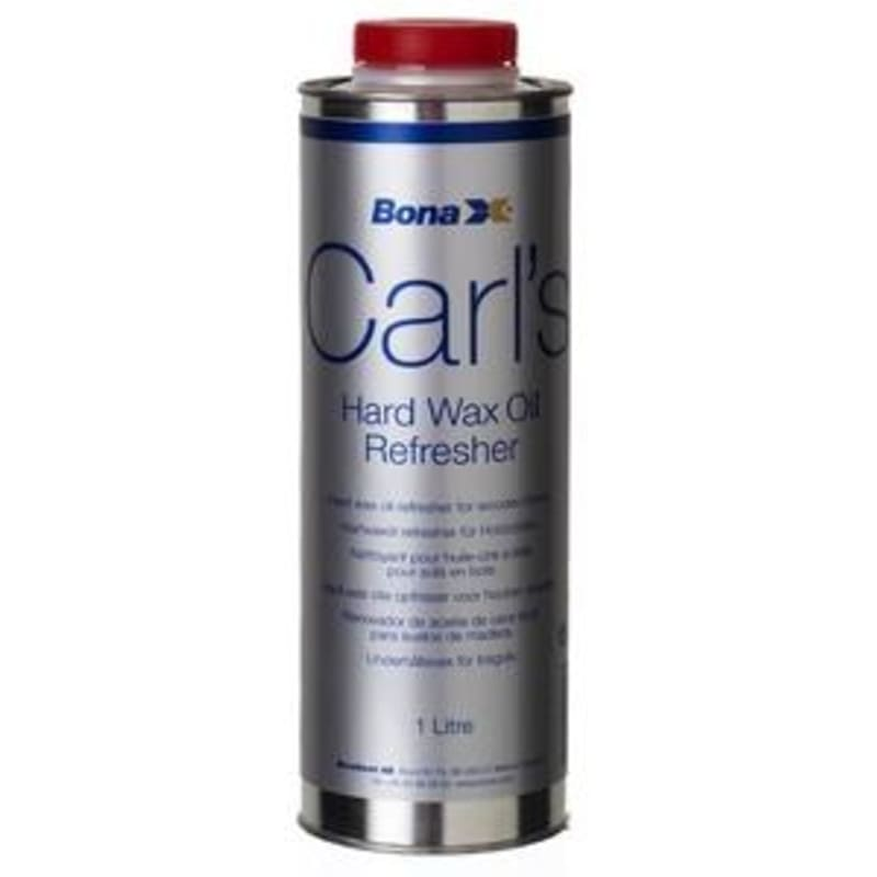 Carls Hard Wax Refresher 1L / 100m2 Oils & Maintenance